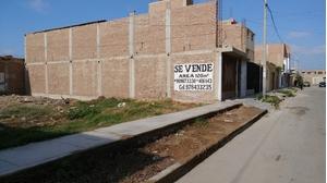 Venta de Terreno en Pimentel, Lambayeque 120m2 area total - vista principal