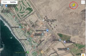 Venta de Terreno en Asia, Lima 417m2 area total - vista principal