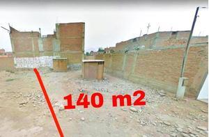 Venta de Terreno en Carabayllo, Lima 140m2 area total - vista principal