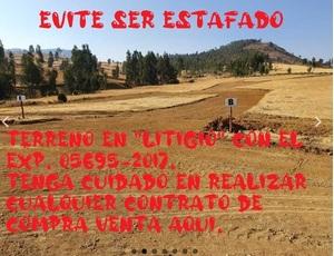 Venta de Terreno en San Juan De Lurigancho, Lima 120m2 area total - vista principal