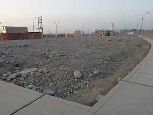 Venta de Terreno en Lima 147m2 area total estado Entrega inmediata - vista principal