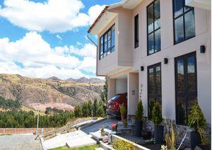 Venta de Casa en Poroy, Cusco con 2 baños - vista principal