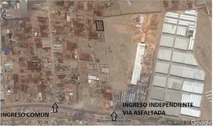 Venta de Terreno en Lurin, Lima 10000m2 area total - vista principal