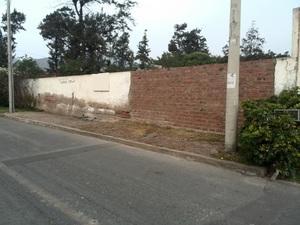 Venta de Terreno en Santiago De Surco, Lima 1098m2 area total - vista principal