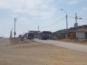 Venta de Terreno en Santa Rosa, Lima 500m2 area total - vista principal