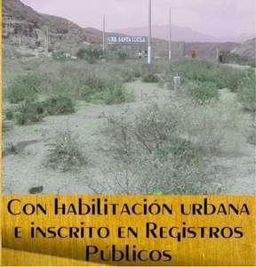 Venta de Terreno en Chiguata, Arequipa 150m2 area total - vista principal