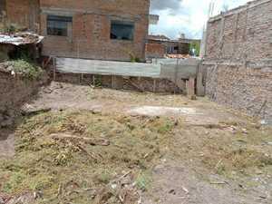 Venta de Terreno en Ayacucho 107m2 area total estado Preventa - vista principal