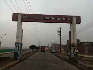 Venta de Terreno en Carabayllo, Lima 118m2 area total - vista principal