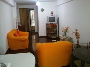 Alquiler de Departamento en San Borja, Lima con 1 dormitorio - vista principal