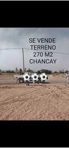 Venta de Terreno en Chancay, Lima 270m2 area total - vista principal