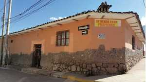 Venta de Terreno en Urubamba, Cusco 803m2 area total - vista principal