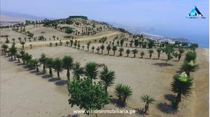 Venta de Terreno en San Bartolo, Lima 512m2 area total - vista principal