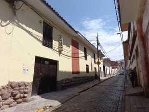 Venta de Casa en Cusco con 12 dormitorios con 4 baños - vista principal