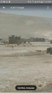 Venta de Terreno en Samuel Pastor, Arequipa 200m2 area total - vista principal
