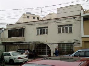Venta de Casa en Miraflores, Lima con 5 dormitorios - vista principal