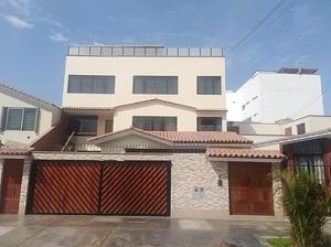 Alquiler de Departamento en San Borja, Lima con 3 dormitorios - vista principal