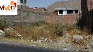 Venta de Terreno en Socabaya, Arequipa 287m2 area total - vista principal