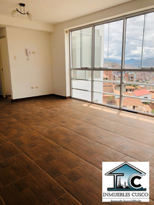 Venta de Departamento en Cusco con 3 dormitorios con 2 baños - vista principal