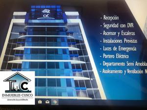 Venta de Departamento en San Sebastian, Cusco 103m2 area total - vista principal