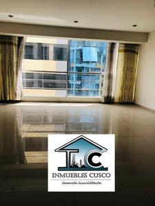 Venta de Departamento en Wanchaq, Cusco 110m2 area total - vista principal