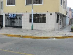 Venta de Local en La Perla, Callao con 2 baños - vista principal