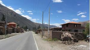 Venta de Terreno en Cusco 5836m2 area total 10m2 area construida - vista principal
