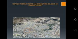 Venta de Terreno en Ayacucho 3450m2 area total estado Entrega inmediata - vista principal