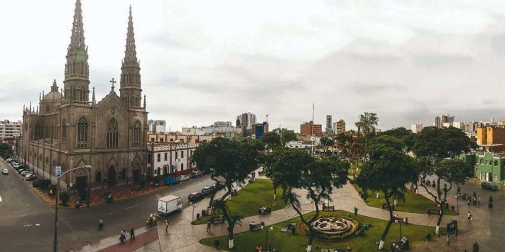Distrito de Jesús María