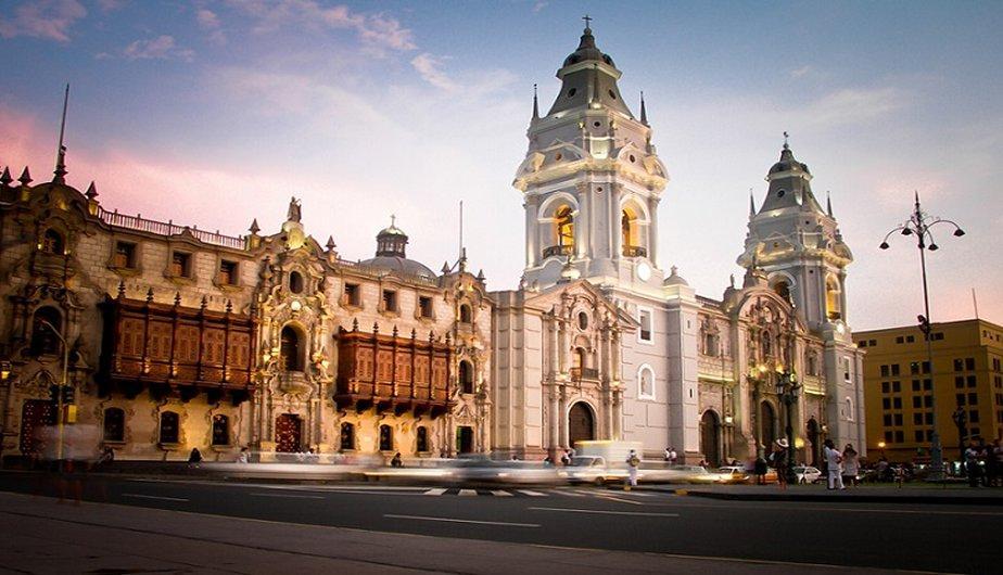 Lima: 485 años uniendo al Perú