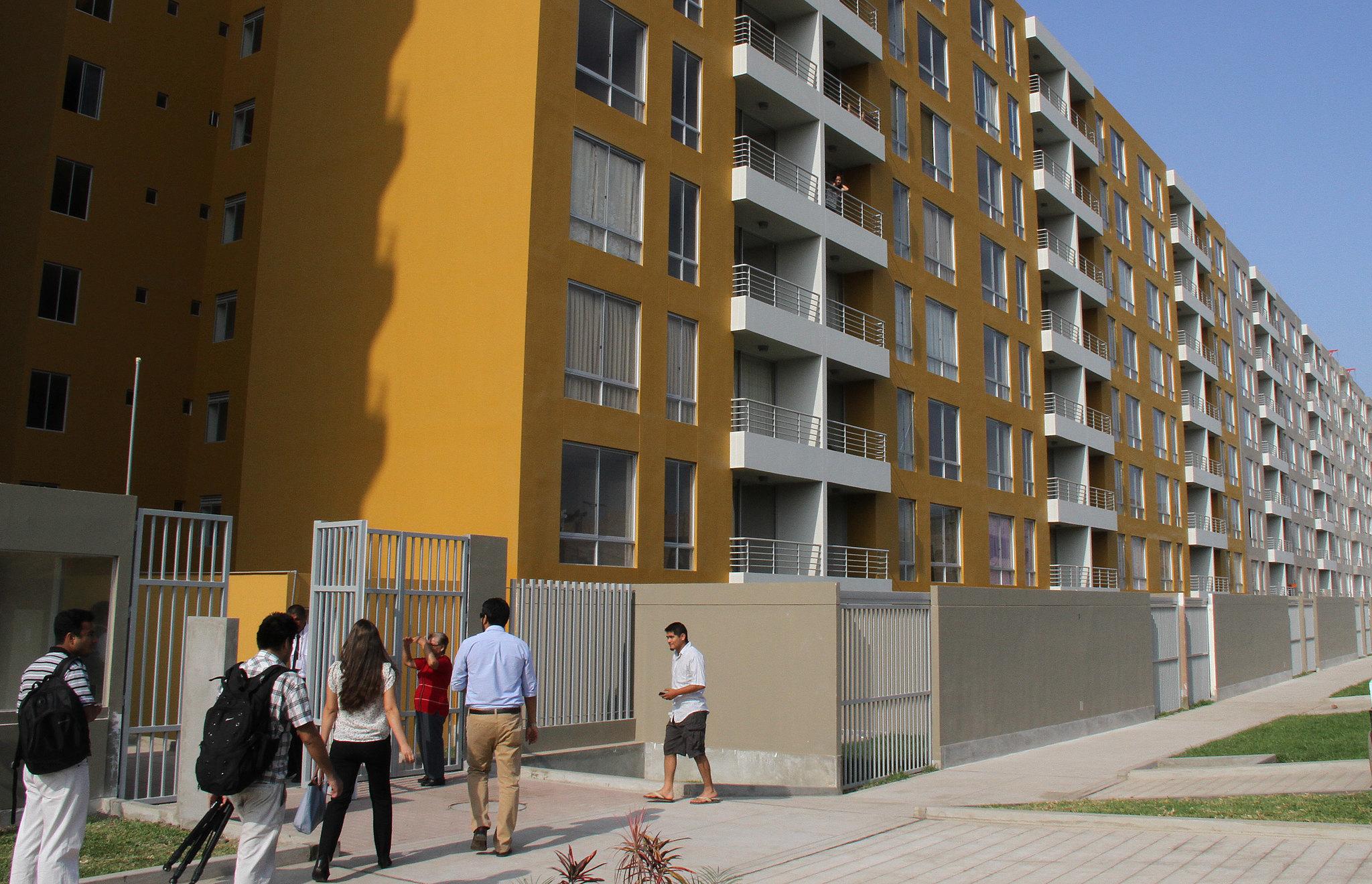Ministerio de Vivienda, construcción y saneamiento de Perú otorgará incentivos para impulsar al sector inmobiliario